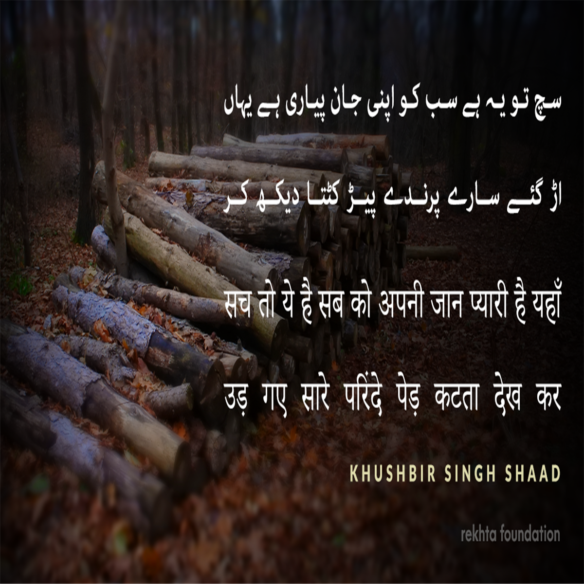 Khushbir Singh Shaad